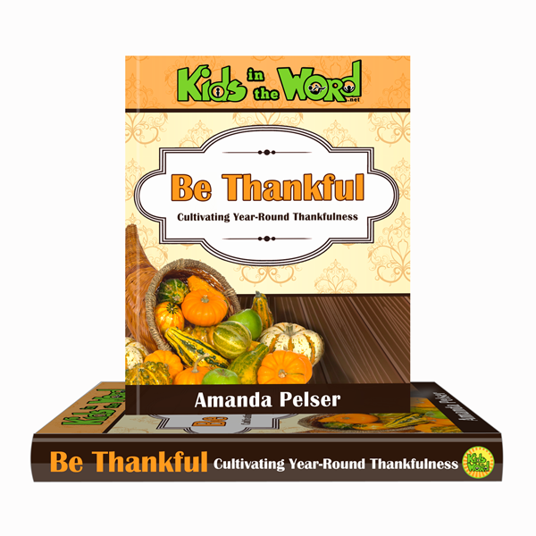Teach your kids about thankfulness that will stick with them all year long.