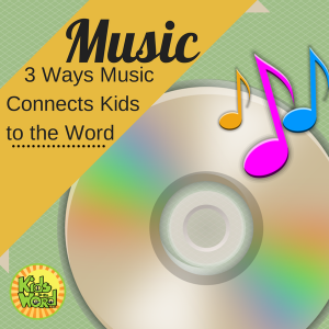 3 ways music connects kids to the word