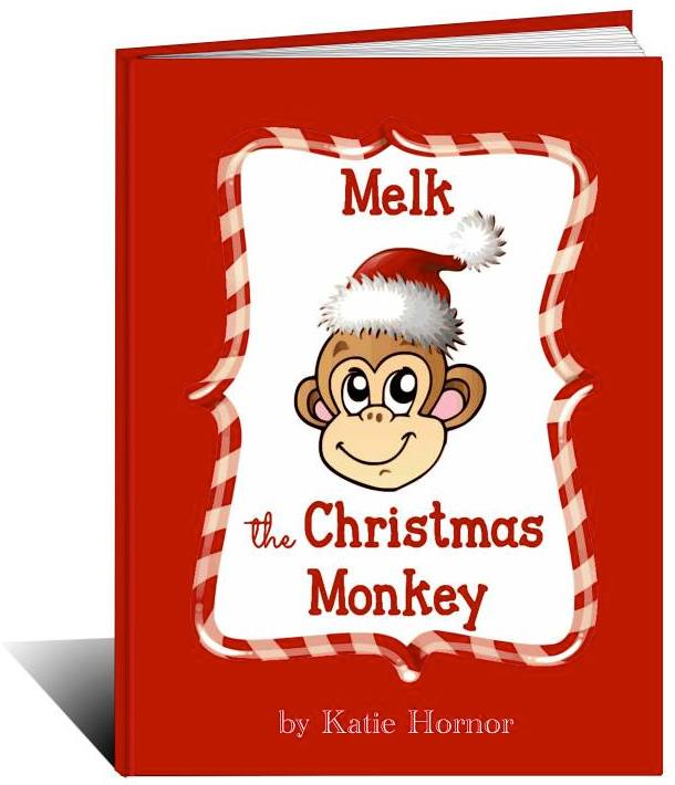 Teach your kids about the real meaning of Christmas with the help of the curious and playful Melk, the Christmas Monkey