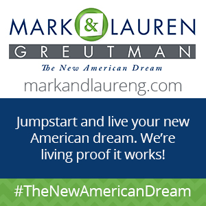 The new American Dream. Will you join us in chasing it?