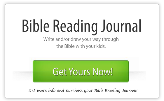 Write and/or draw your way through the Bible with your kids