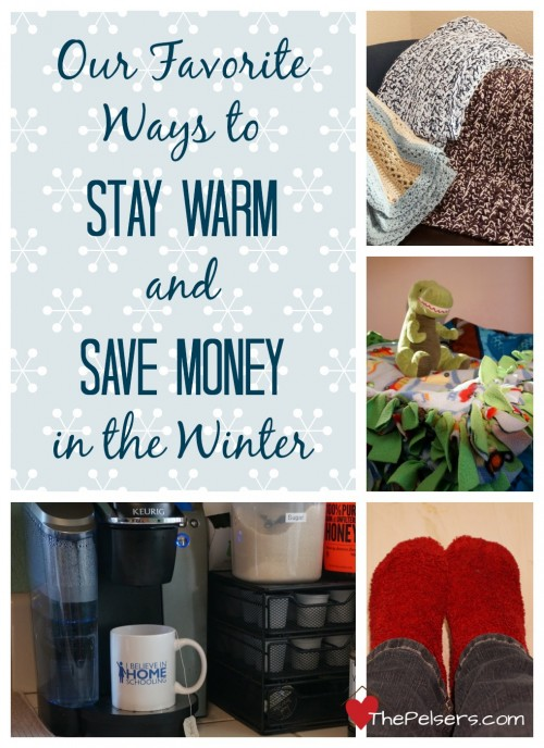 Stay Warm and Save Money