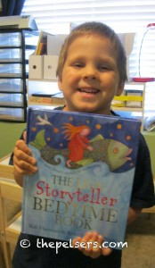 The Lion Storyteller Bedtime Book