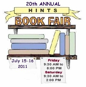 Charlotte, NC Area ~ HINTS Bookfair
