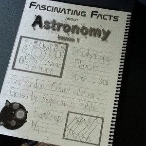 Astronomy Facts