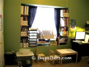 Main Area of School Room