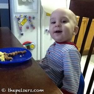 Jacob's Breakfast