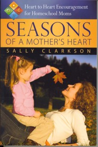 Seasons of a Mother's Heart Book Cover