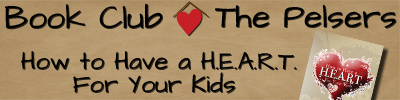 How to Have a HEART for Your Kids Book Club Banner