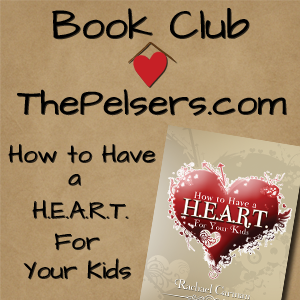 How to Have a HEART for Your Kids Button
