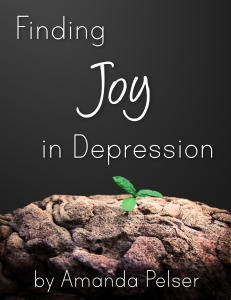 Finding Joy in Depression ebook Cover