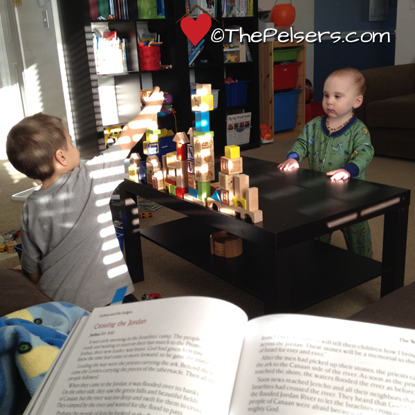 Kids in the Word Wednesday – Bible Reading and Scripture Memory