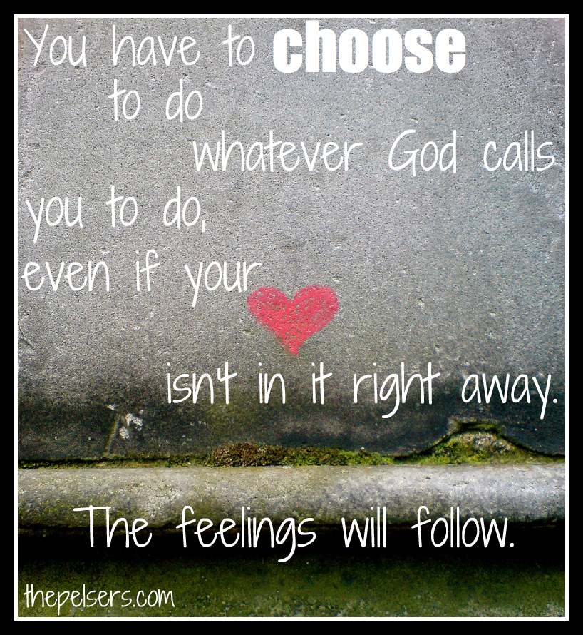 Heart You Have to Choose