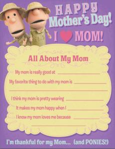 WITB Mom Printable 2012