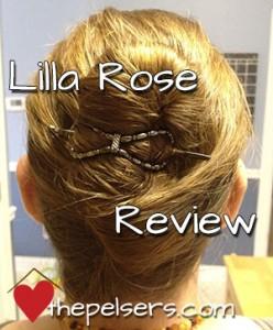 Review: Lilla Rose Flexi-Clip
