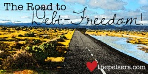 Our road to debt-freedom