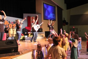Kids in the Word: Learn the Old Testament Books Using Music
