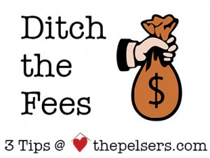 The Road to Debt-Freedom: Ditch the Fees!