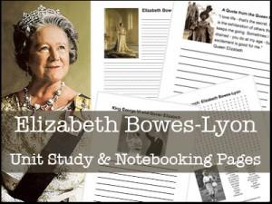 Celebrating The Queen Mother Elizabeth Bowes-Lyon