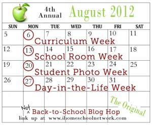 Our Curriculum for 2012-2013