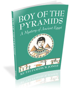 Free Printable: Boy of the Pyramids Notebooking Pages