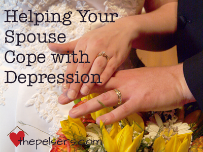 Helping Your Spouse Cope with Depression