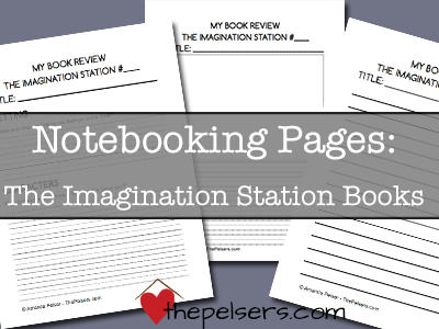 Imagination Station Books