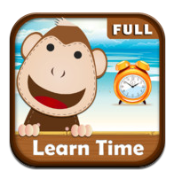 iOS App: Tell Time Review and Giveaway