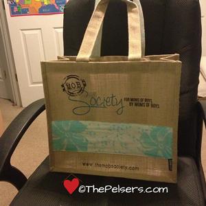 Mob Society Freeset Bag