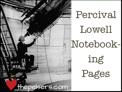 Perival-Lowell-Notebooking-Pages
