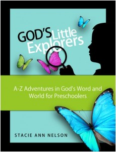Kids in the Word: God's Little Explorers Preschool Curriculum