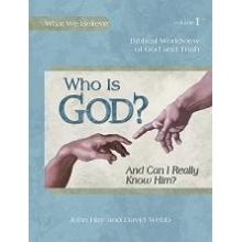 Kids in the Word Review: Who is God?
