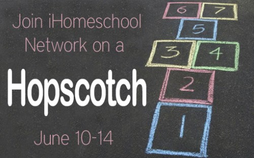 Summer Hopscotch iHN