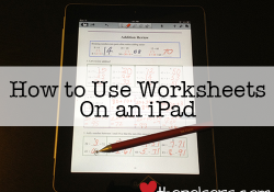 How-To-Use-Worksheets-on-an-iPad