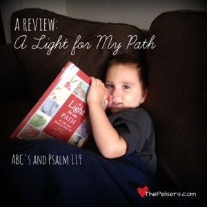 Psalm 119 – A Light for My Path by Davis Carman