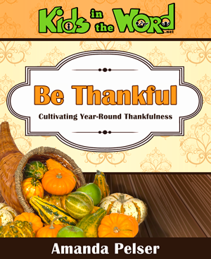 Be Thankful Cover