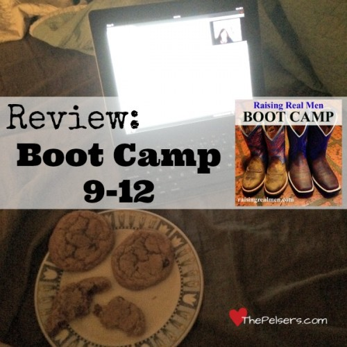 Review Boot Camp 9-12