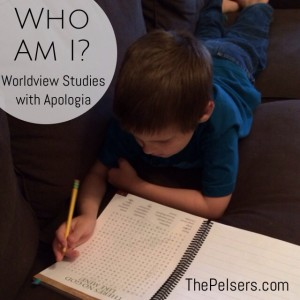 Worldview: Who Am I?