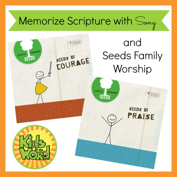Memorize Scripture with Song