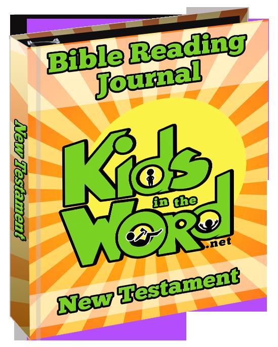 Bible Reading Journal - New Testament