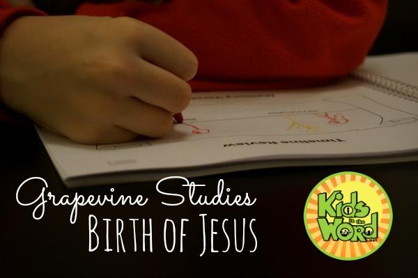 Birth of Jesus Jonathan Hand