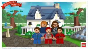Make a LEGO Minifigure Card