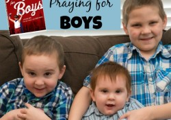 How to Begin Praying for Boys. At ThePelsers.com.