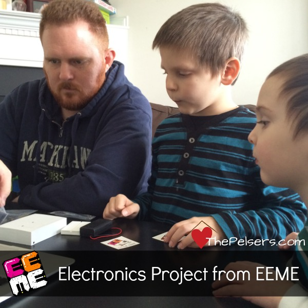 EMEE Project and Boys