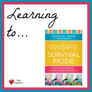 Learning to Say Goodbye to Survival Mode