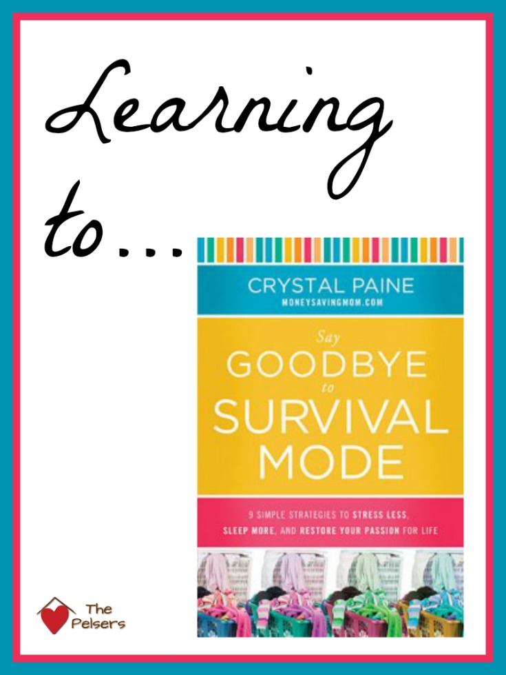 Learning Goodbye Survival
