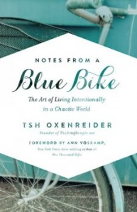Book Review: Notes from a Blue Bike