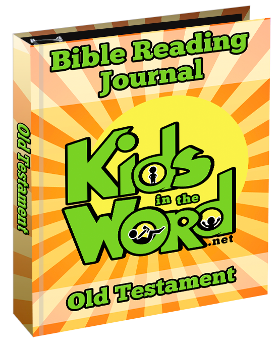 Bible Reading Journal - Old Testament