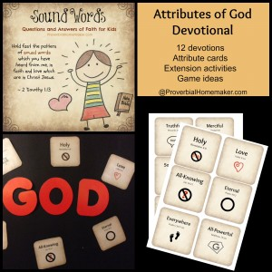 Atttributes of God