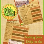 Seeking Jesus Daily in the New Year